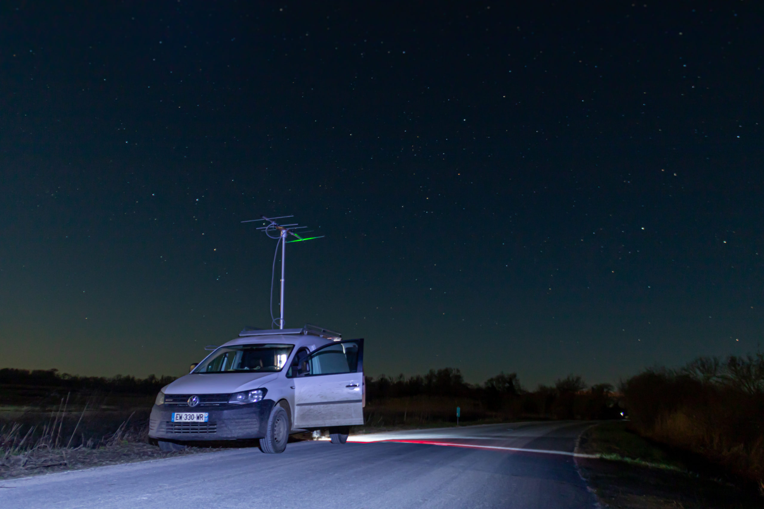 Télémétrie VHF